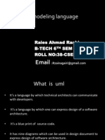 Unified Modeling Language Seminar