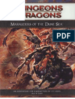Marauders of the Dune Sea
