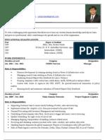 Prateek Jain Resume