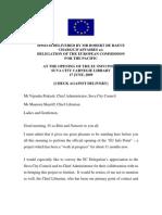 Final Speech RdR EU Info Point Opening_3DS