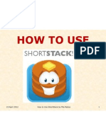 Mia Padua How to Use Short Stack