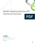 Meeting Services Platform Technical Overview