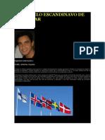 El Modelo Escandinavo de Bienestar