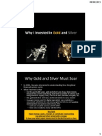 Why I Invested in Gold and Silver (2011)