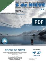 Copos de Nieve Nro 37 - Abril 2012