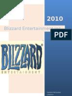 Blizzard Entertainment Inc Case Study