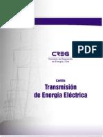 Creg- Transmision de Energia Electria en Colombia