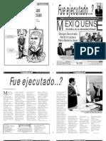 Versión impresa del periódico El mexiquense 30 abril 2012