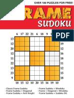 Frame Sudoku Magazine Nr. 01