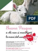 Manifesto Pasqua Agnello