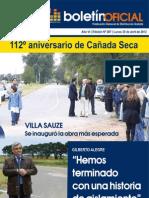 Boletín Oficial Nº 267
