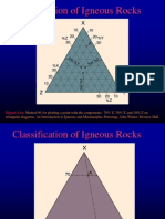 Igneous Classification