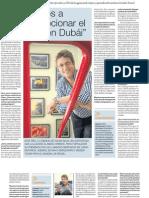 Perú y sus atractivos turísticos y culturales serán promocionados en Dubai