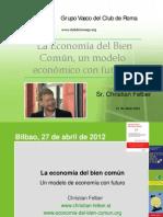 Economía del Bien Común_Felber con portada