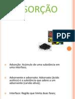 adsorção - físico quimica experimental II