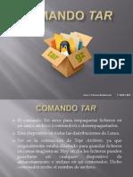 Comando TAR/GZ