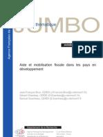 IMPORTANT Mobilisation Fiscale en PED