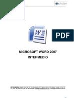 Manual Word 2007 Intermedio