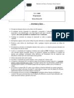P-folio Tipo Resolvido