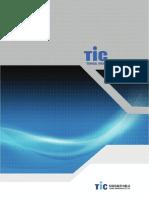 TIC Company Catalog
