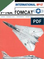 Nº17 - Aerodata International - Grumman F-14A Tomcat