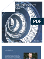 Arup Advanced Technology and Research Brochure 2011