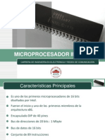 Microprocesador Intel 8086