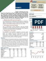 ICICIdirect Pantaloons Retail Coverage