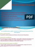 Cours Consolidation Des Comptes