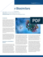 White Paper - Bracing for Biosimilars[1]