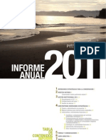 Informe 2011 Fondo Patrimonio Natural
