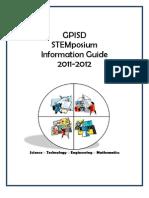 STEMposium Information Guide