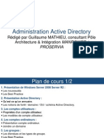 Administration Ad