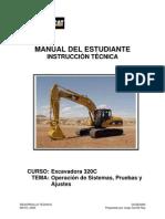 Manual Del Estudiante Excavadora 320C