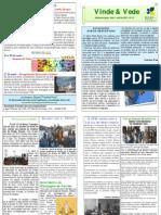 """Publicação Diocesana - """"Vinde e Vede"""" - N.º 14"""