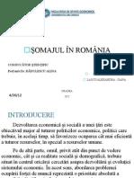Şomajul în Româniabun.