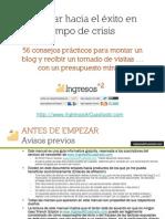 100923 Bloguear en Tiempos de Crisis