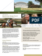 Hannibal Country Club May Newsletter