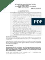Analisis Del Texto y Critica Textual