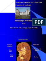 Semiologie  Renal - Curs 1