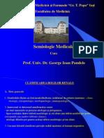 Semiologie Renal - Curs 3