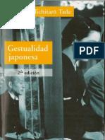 Imitación, cultura y gestualida gestualidad japonesa