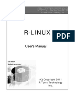 Free Linux Recovery Manual