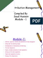 Sales & Distribution Management Course PPT.ppt