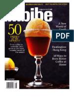 2012 Michael's in Imbibe Magazine May-June Issue
