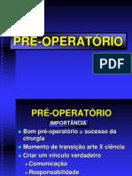 PRÉ-OPERATÓRIO.ppt