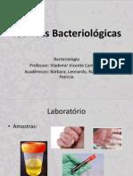 Técnicas Bacteriológicas