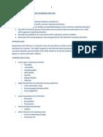 NUR124 Common Respiratory Disorders (1)