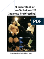 (2012) No. #1 Super Book of Puroresu Techniques!! (Japanese Pro Wrestling)