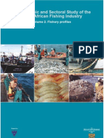 An Economic & Sectoral Study of the South African Fishing Industry - Fisheries Profiles - ESS Vol 2 - Fishery Profiles Cape